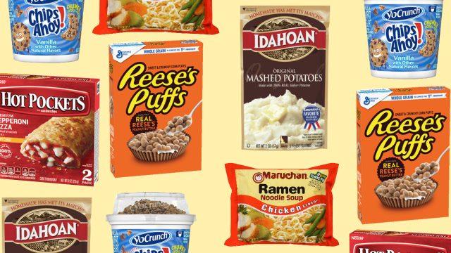 quarantine processed foods