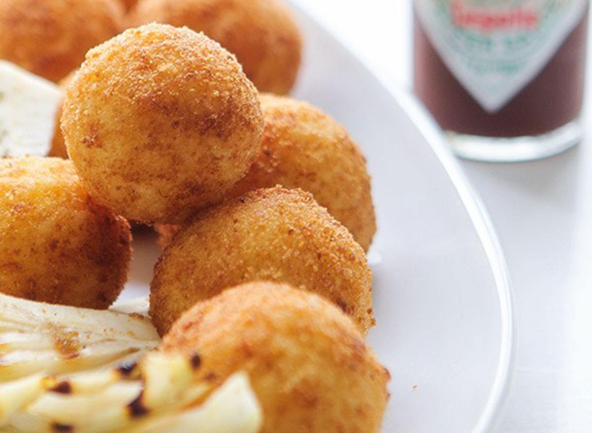 recipes for boredom rice balls arancini