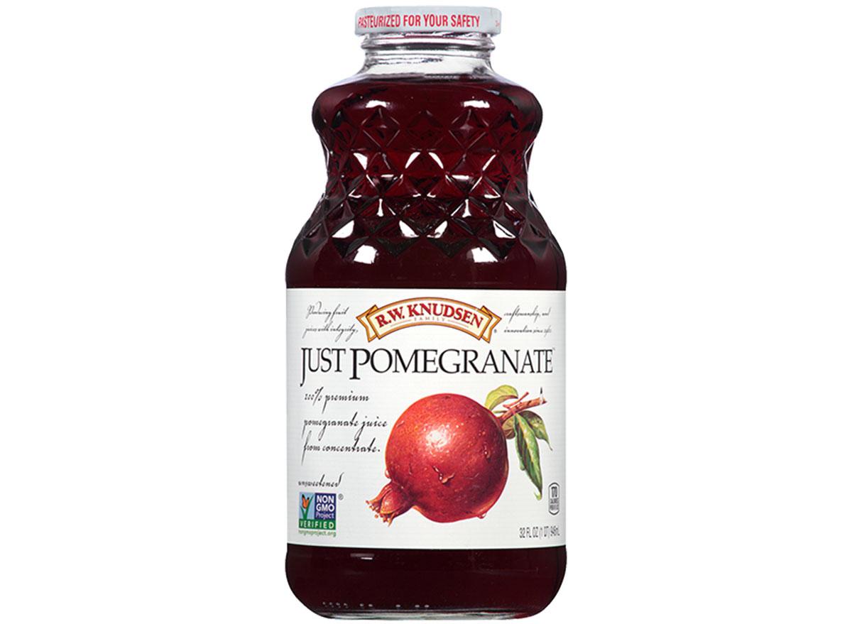rw knuden just pomegranate