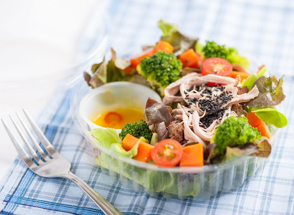 salad delivery