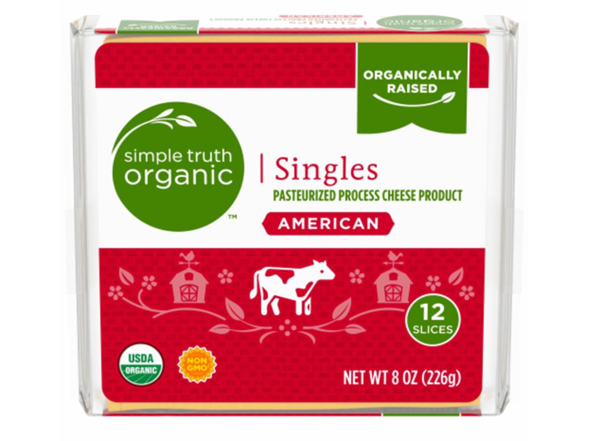 simple truth organic singles