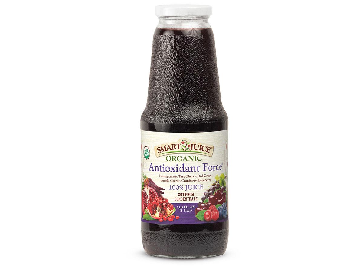 smart juice antioxidant force