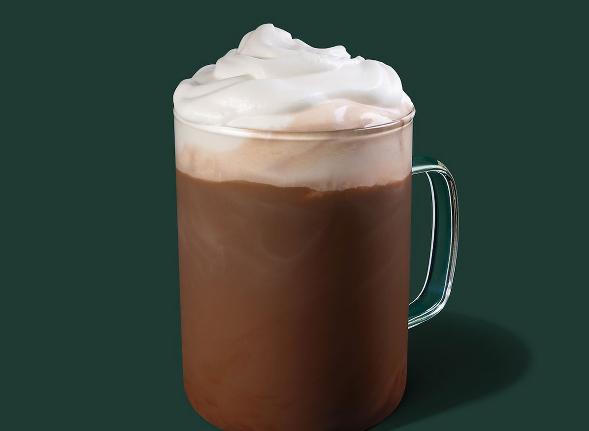 starbucks caffe mocha