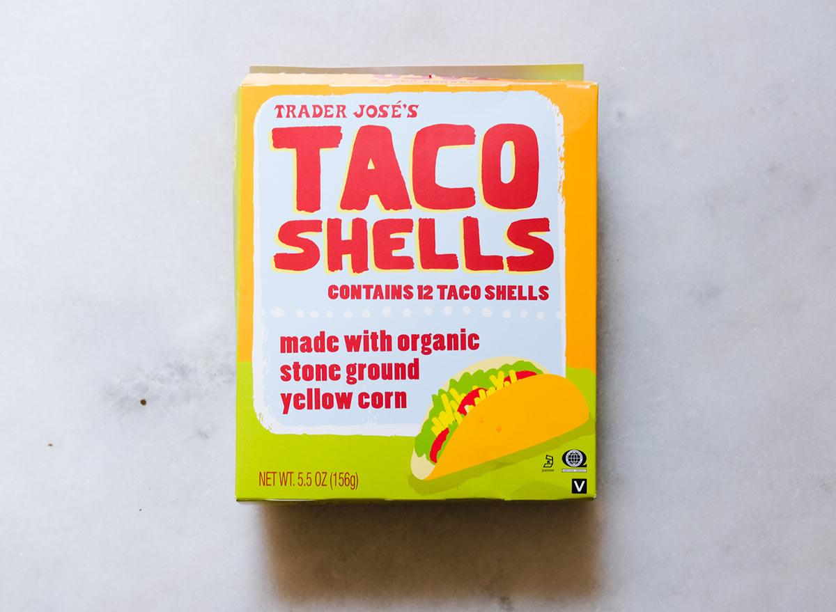 taco shells trader joes
