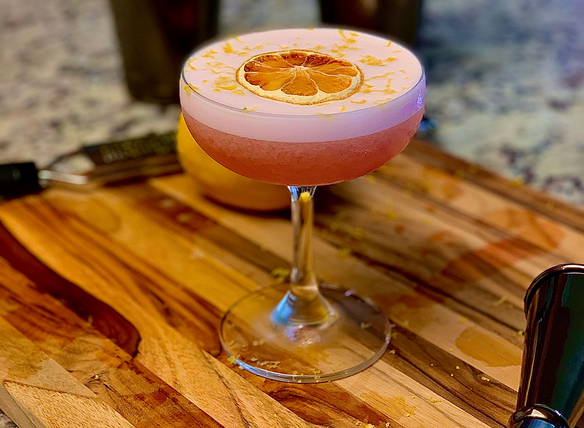the clover club cocktails