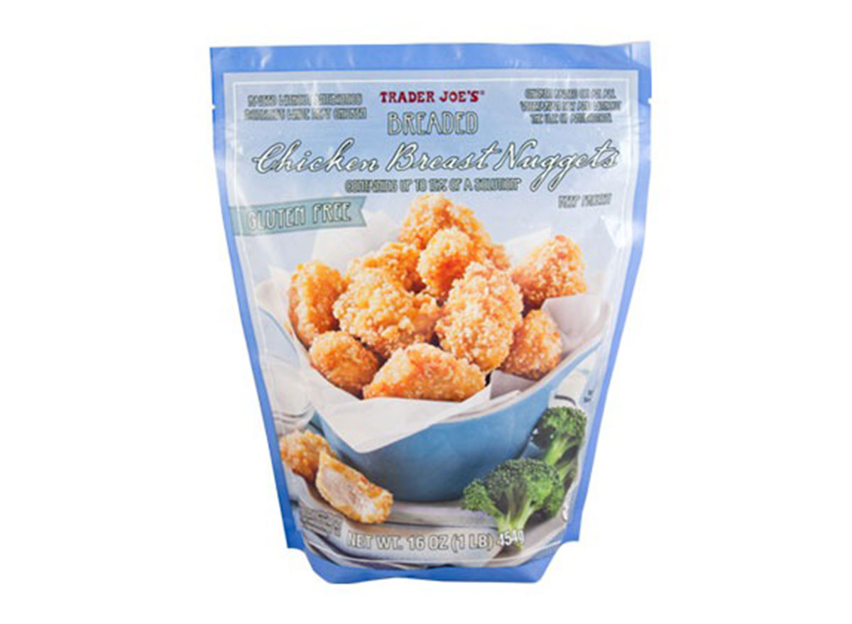 trader joes chicken nuggets