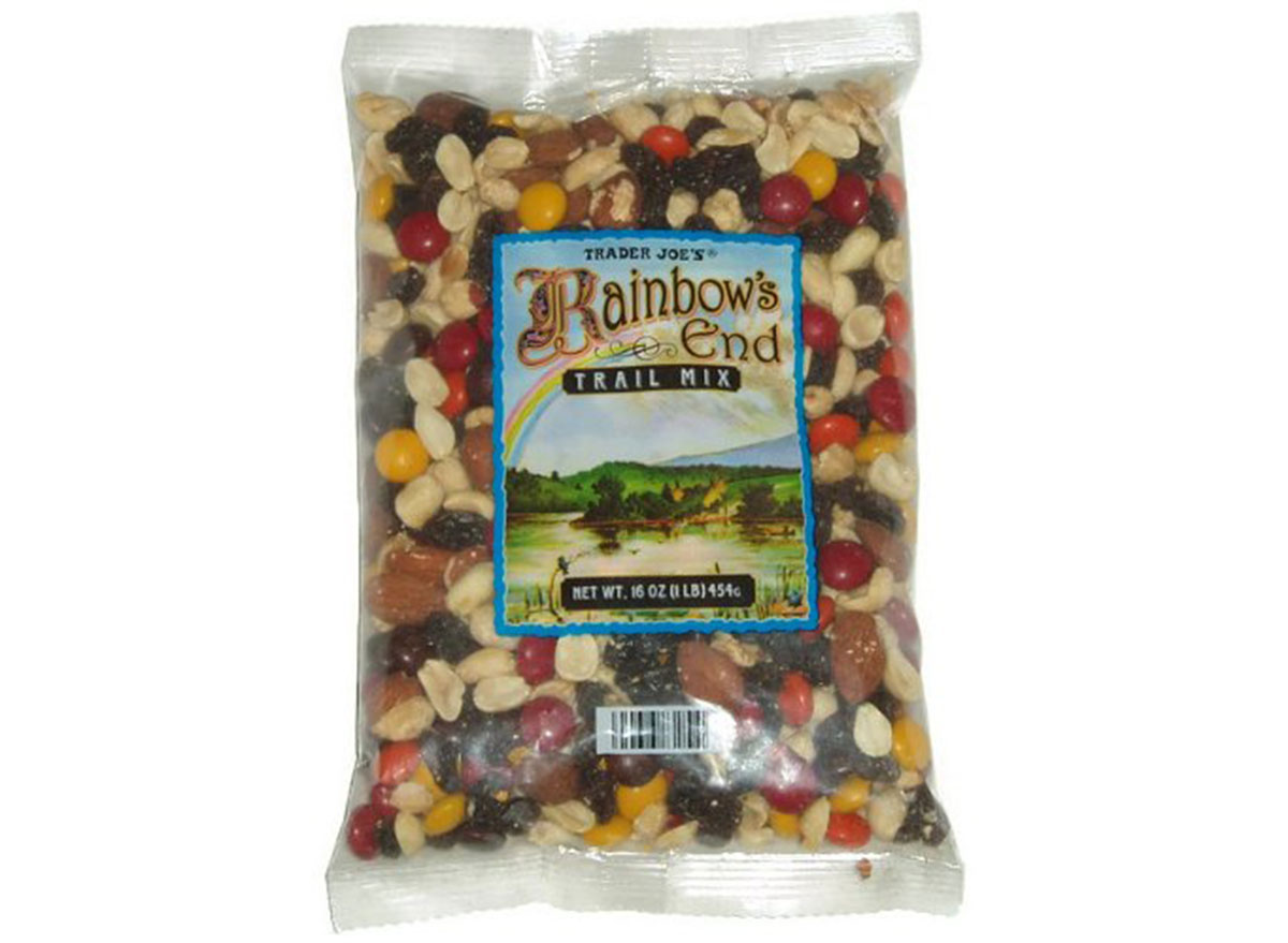 trader joes trail mix