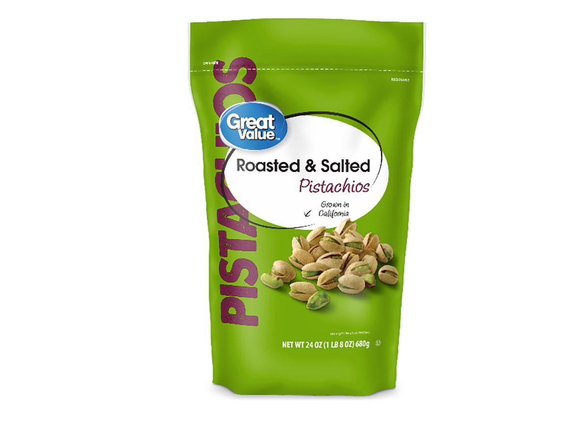 bag of walmart pistachios
