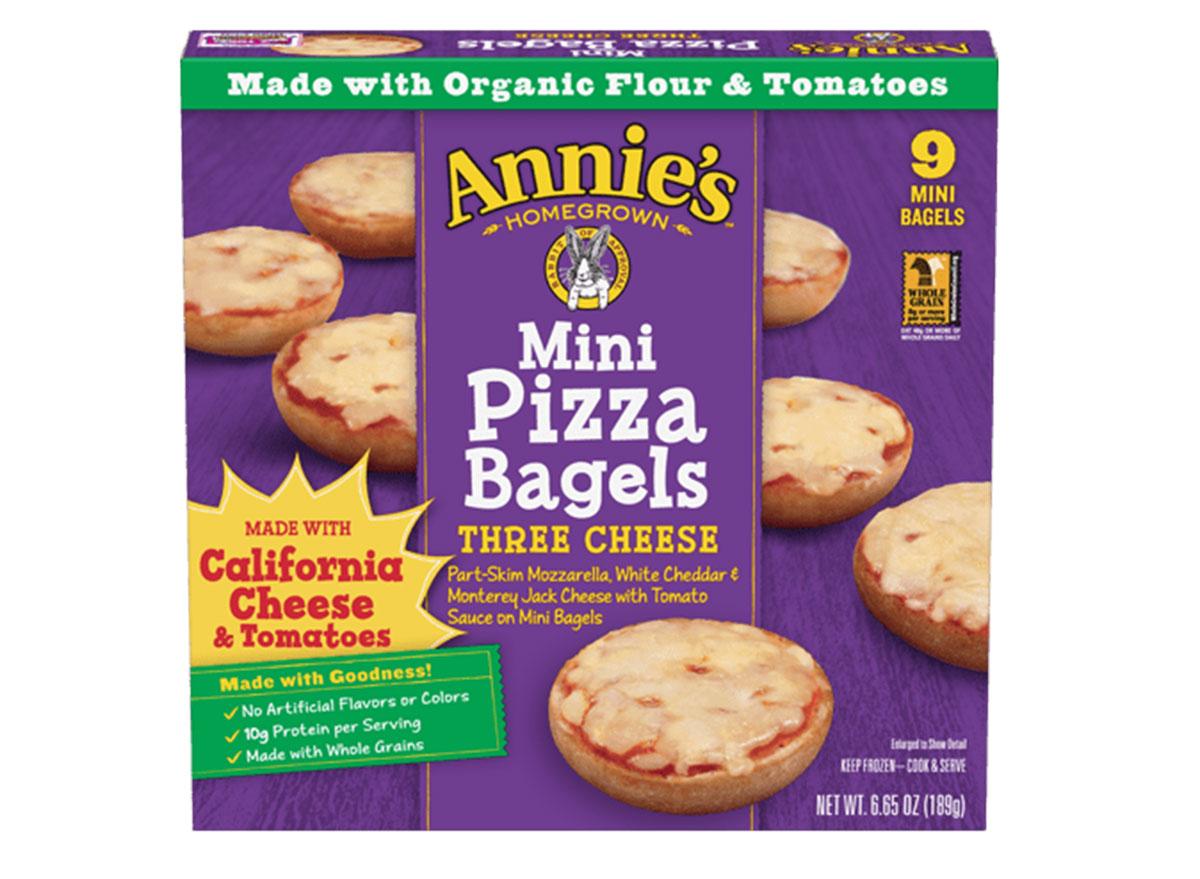annies mini pizzas