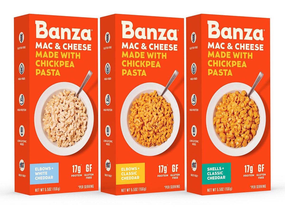 banza Mac and cheese