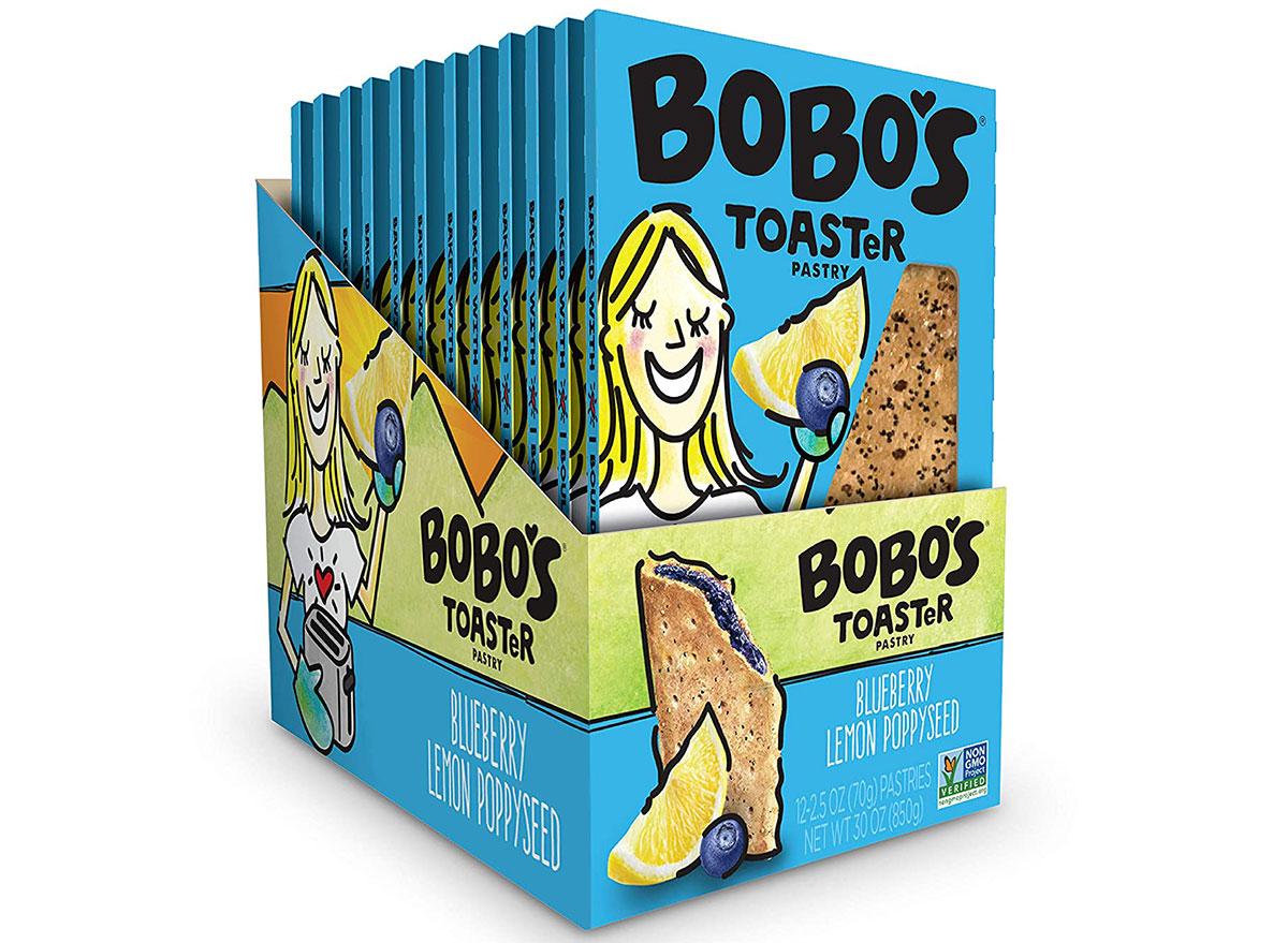 bobos toaster pastries
