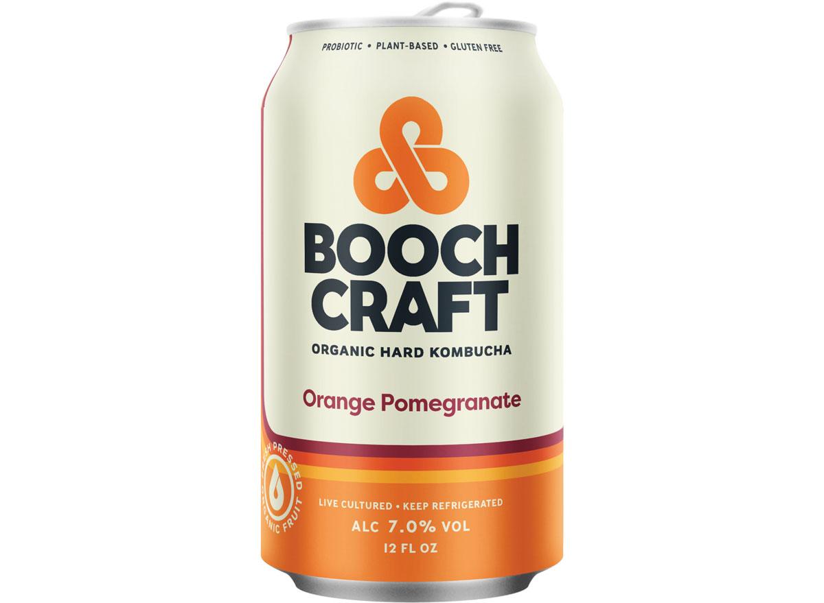 Boochcraft orange pomegranate