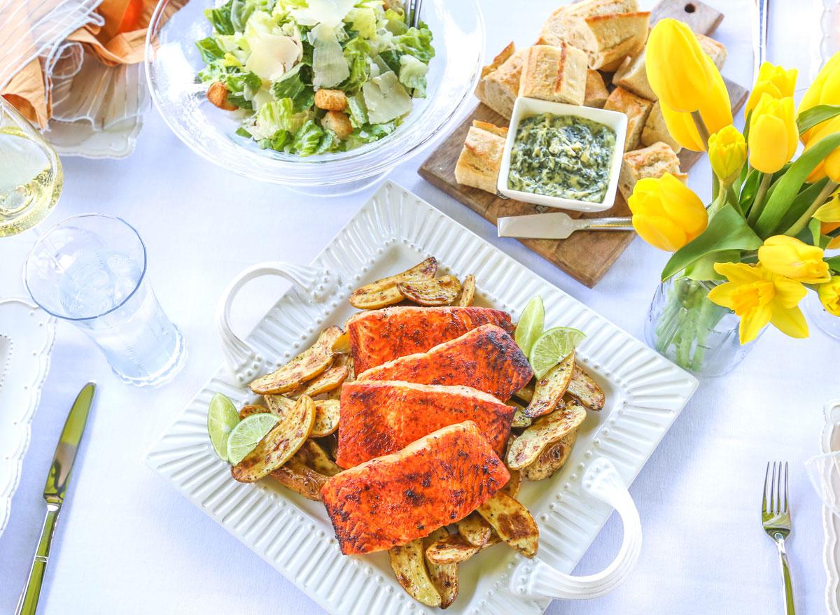 California pizza kitchen spring meal kit