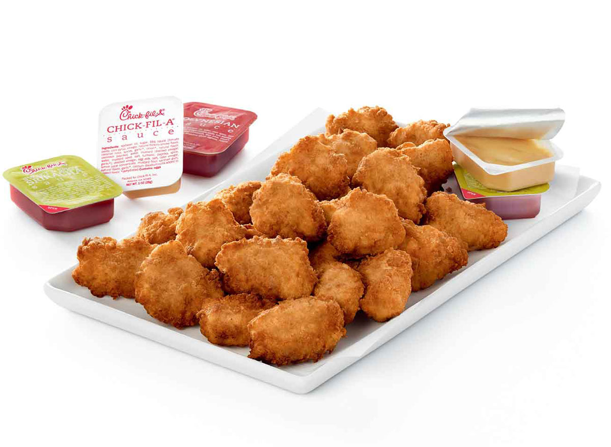 Chick fil a family meal