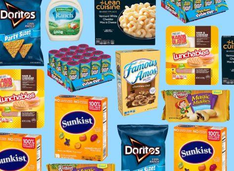 80s childhood foods