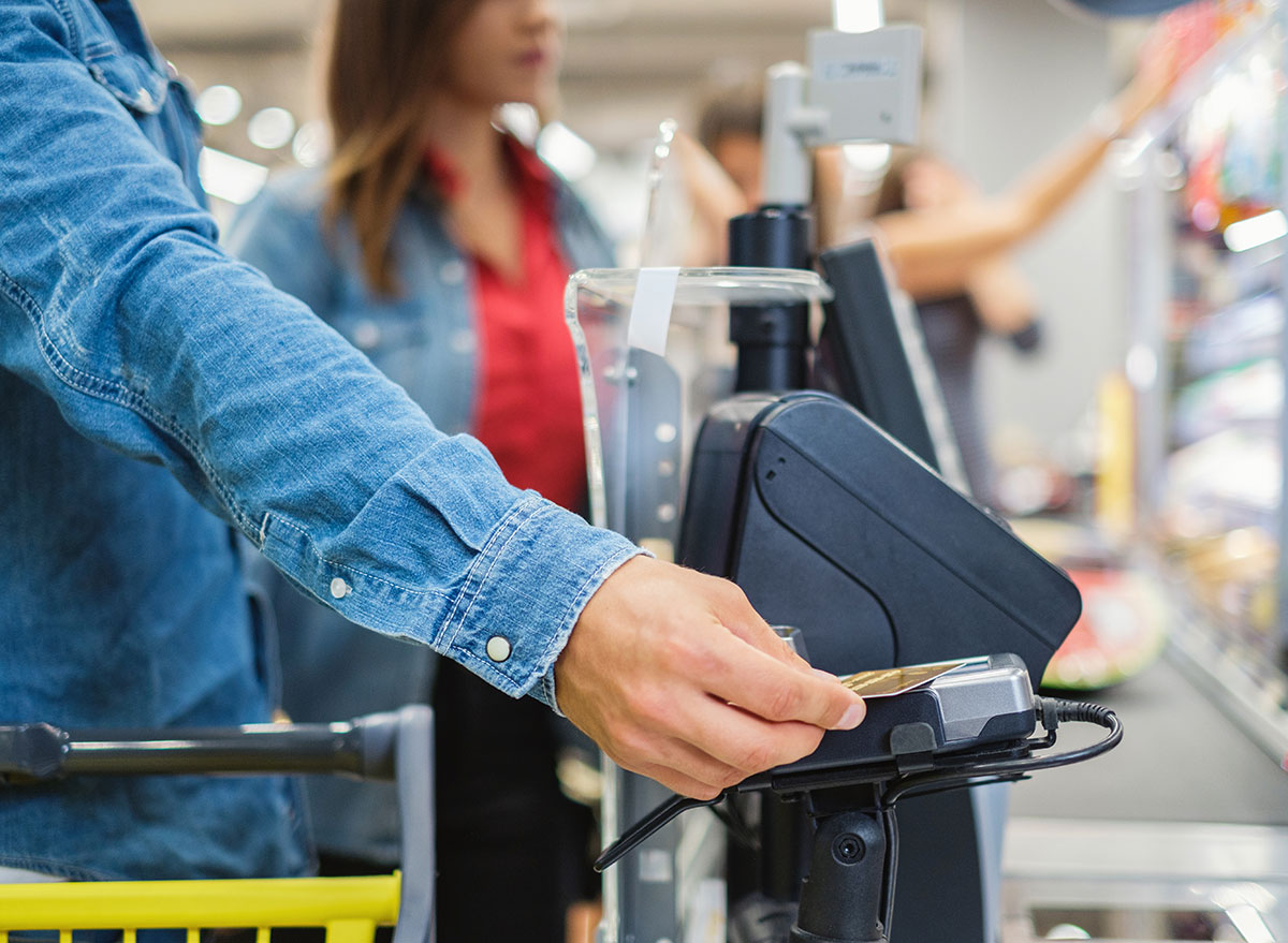 contactless checkout