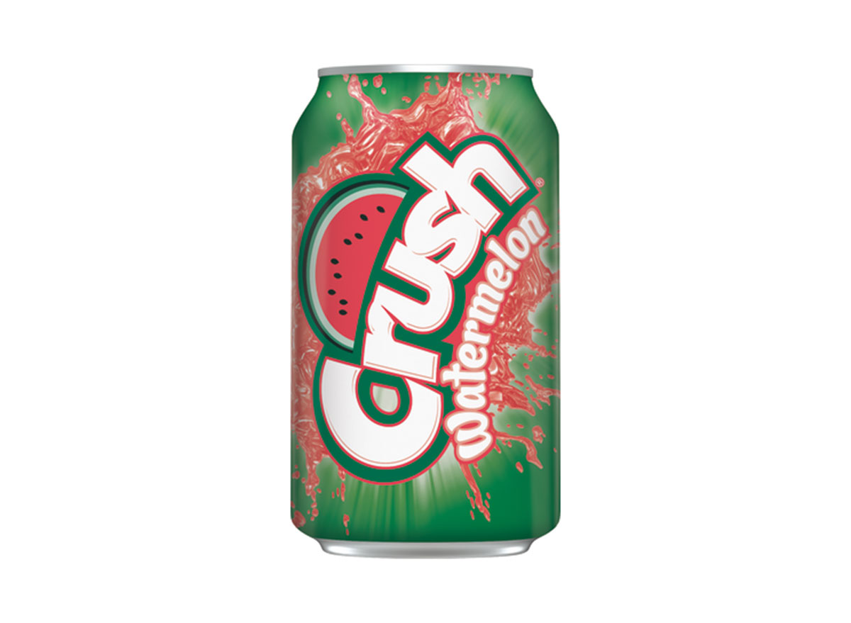 crush watermelon