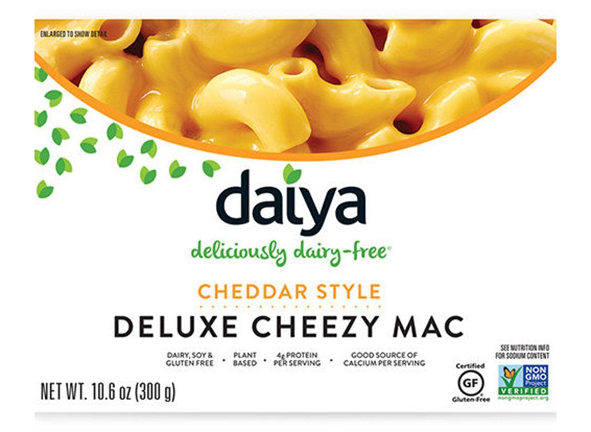 daiya Mac cheese