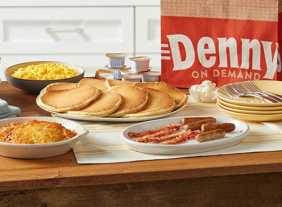 Dennys on demand