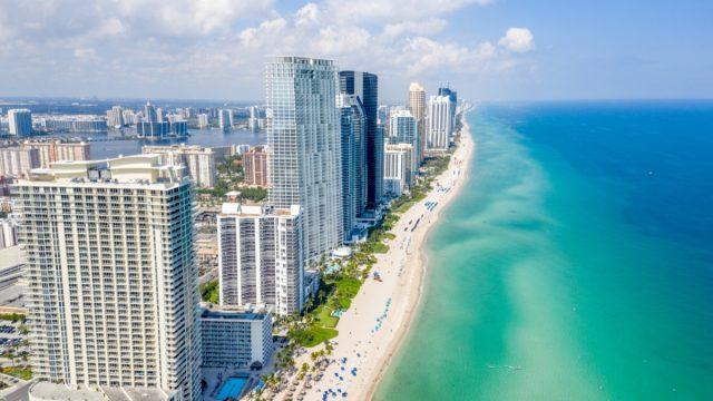 Miami seaside photos Miami city