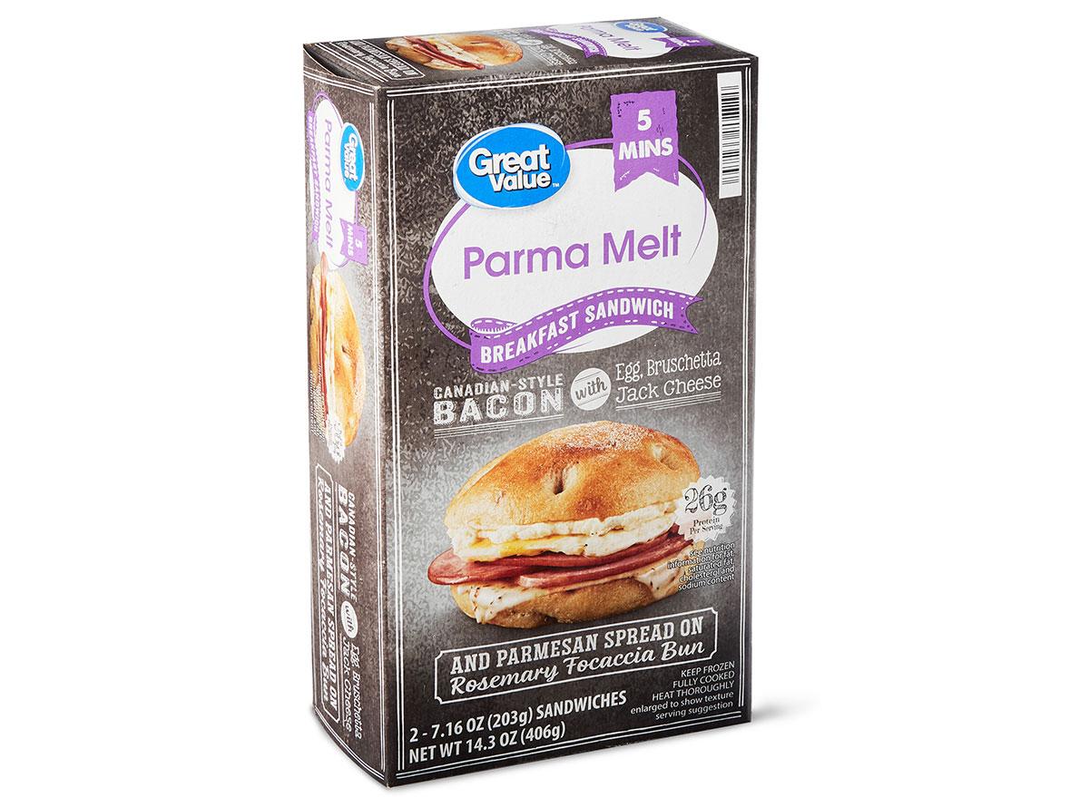 great value parma melt