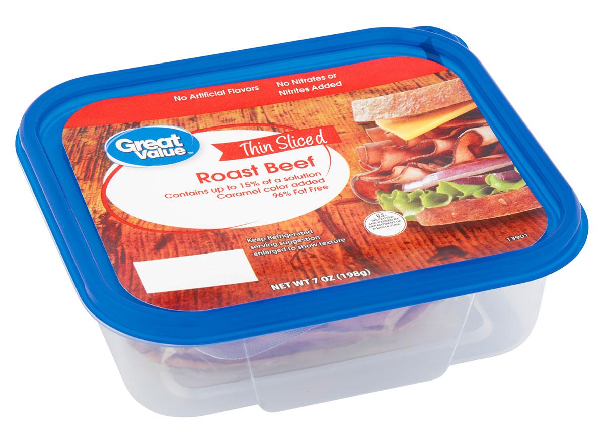 great value roast beef