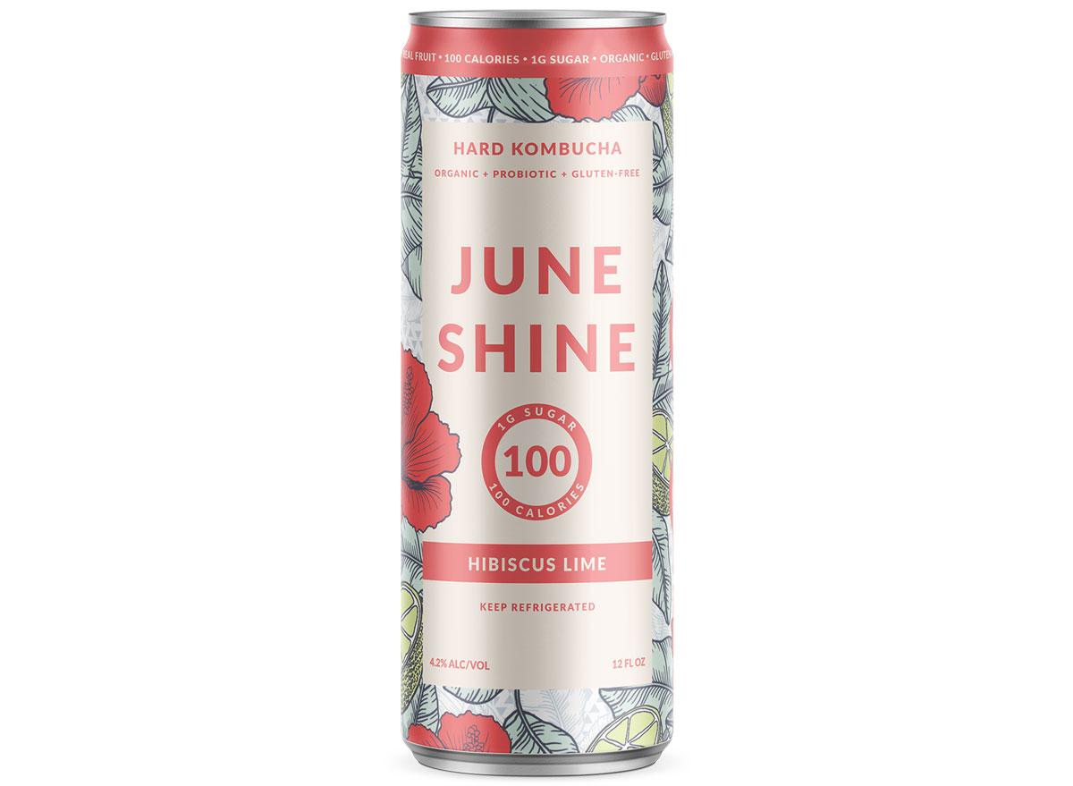Juneshine 100 hibiscus lime