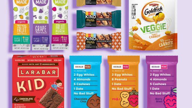 Kids snacks to buy