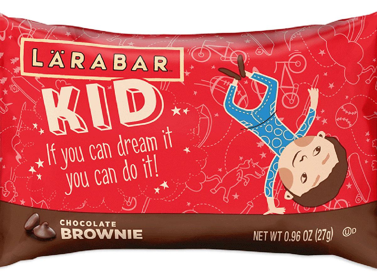 Larabar chocolate brownie