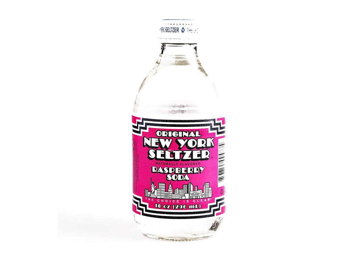 original new york seltzer water