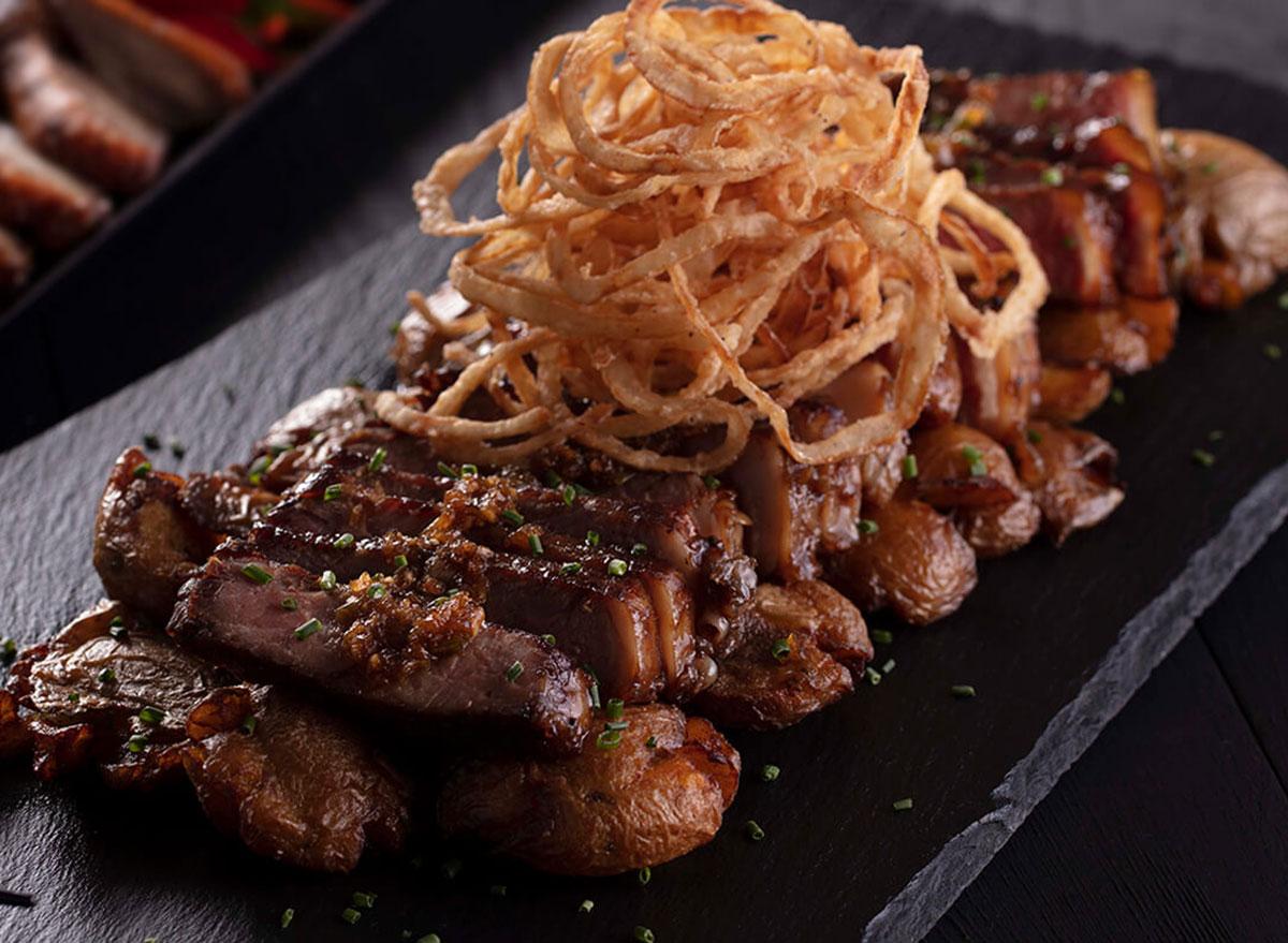pf changs bulgogi steak