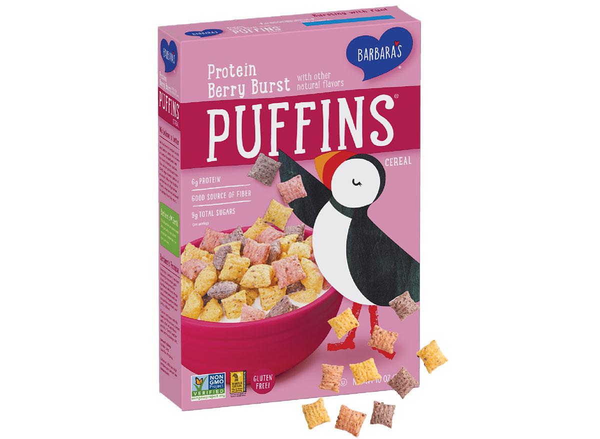 puffins berry burst