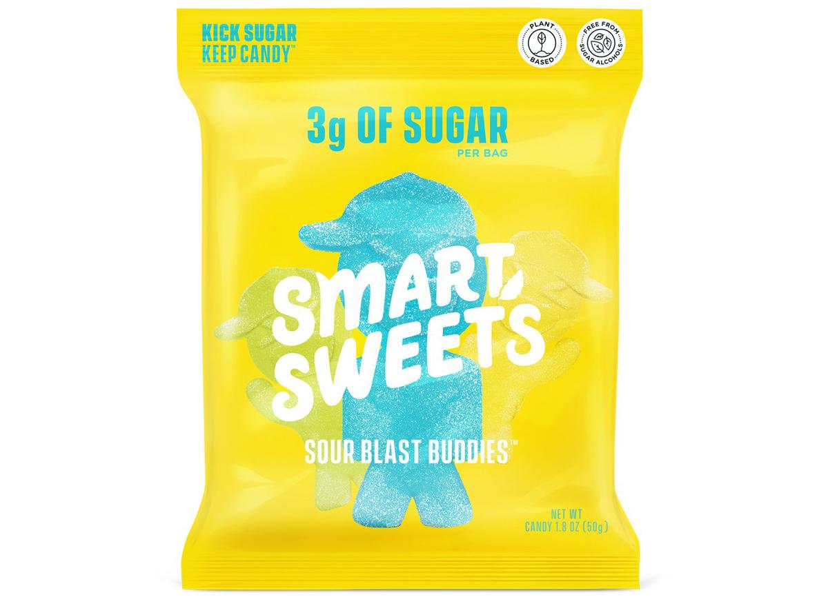 smart sweets sour blast buddies