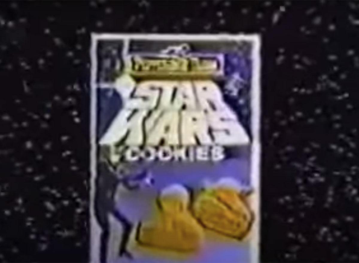 pepperidge farm star wars cookies
