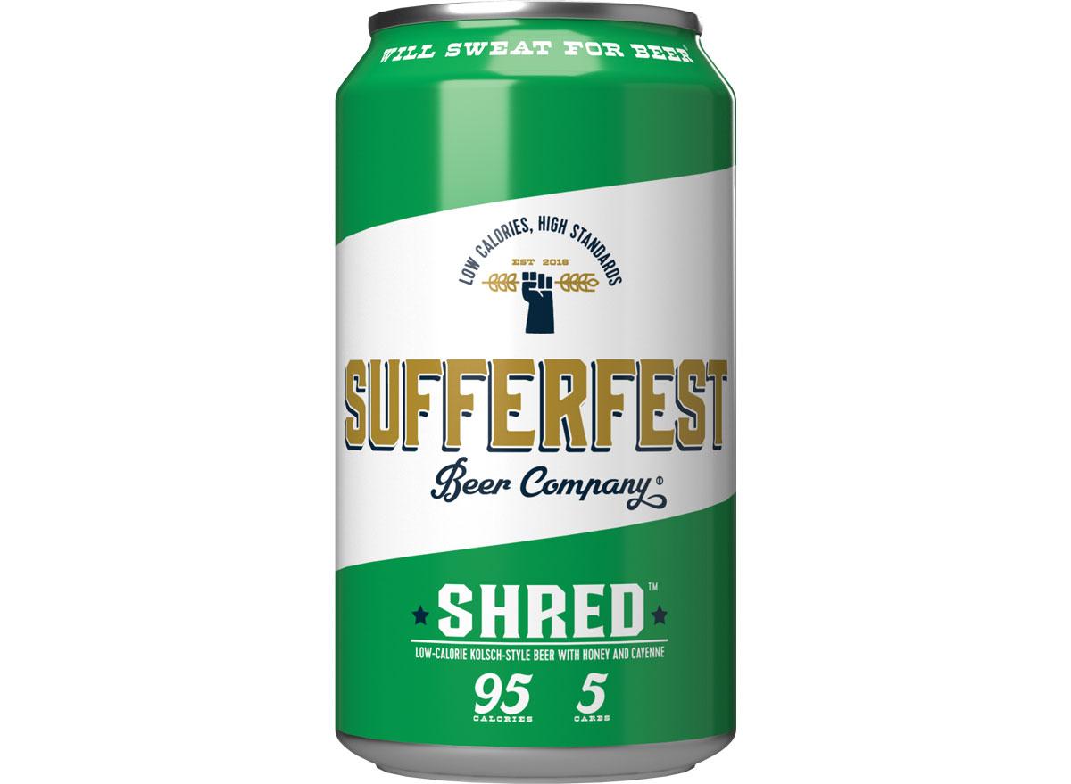 Sufferfest beer kolsch