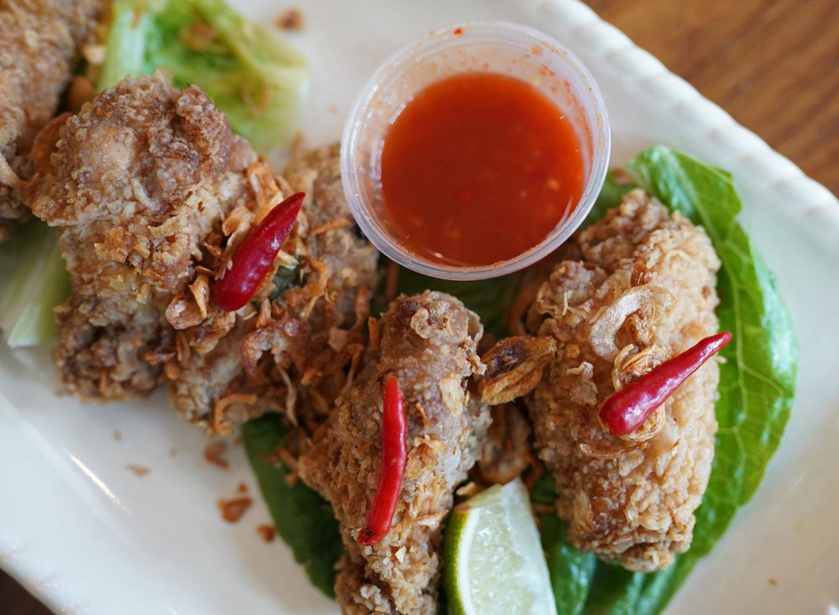 thai chicken marinade
