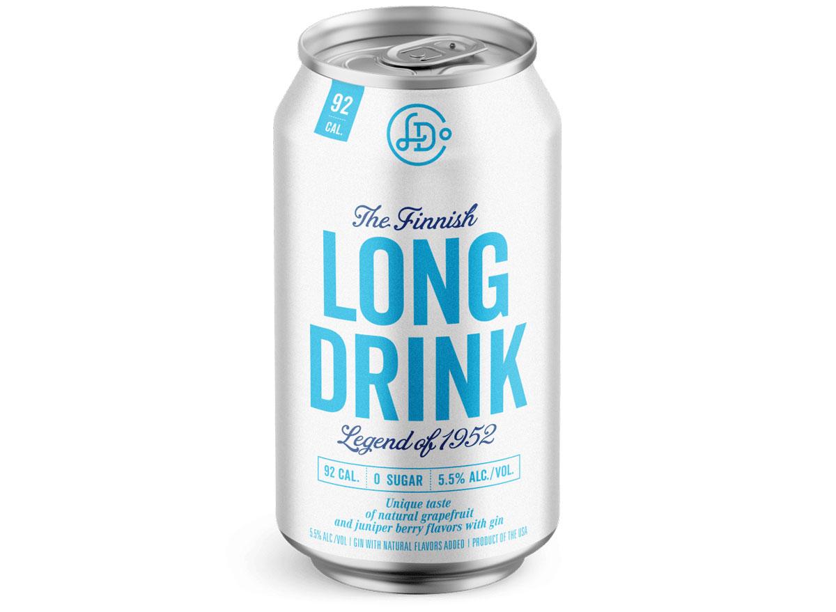 The finnish long drink zero