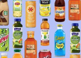 Unhealthiest Drinks