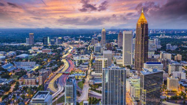 Atlanta georgia fulton county