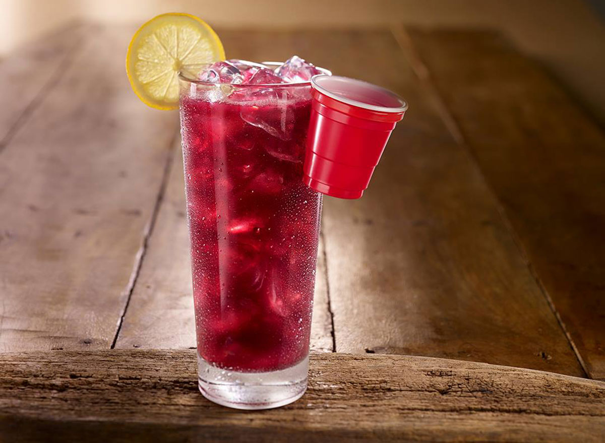 backwoods blueberry lemonade