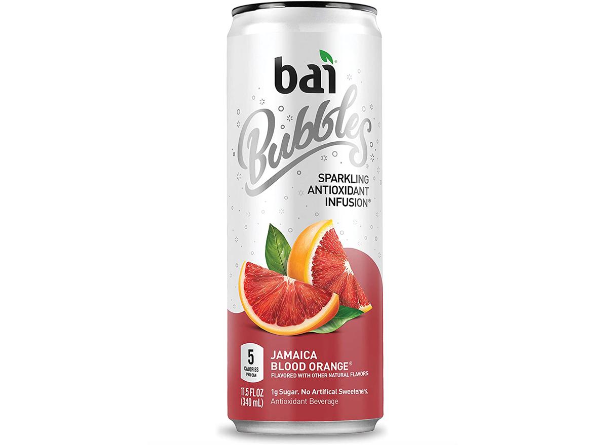 bai bubbles jamaica blood orange