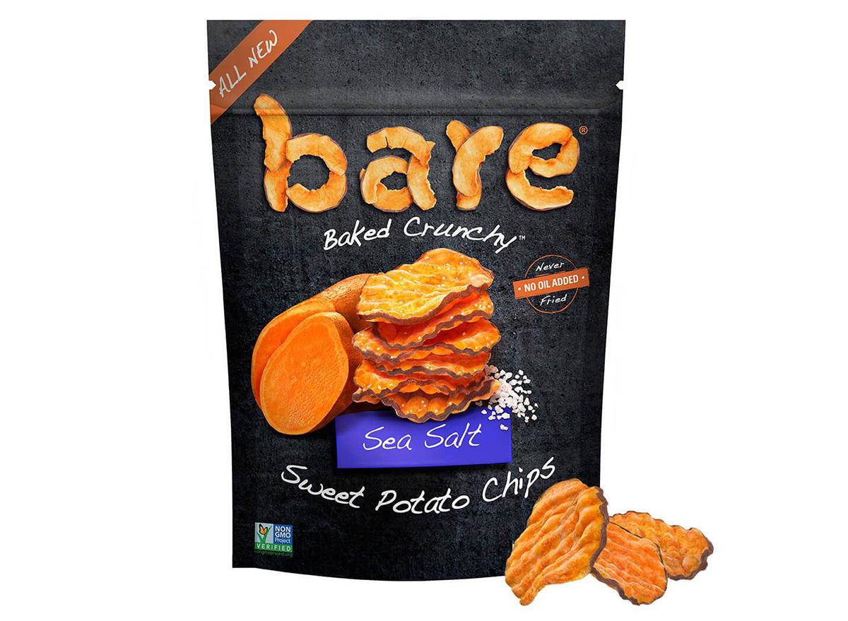 bare chips