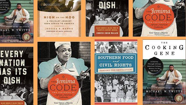 black food history
