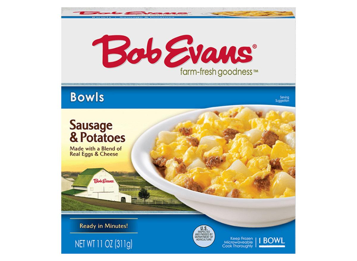 bob Evans sausage potatoes