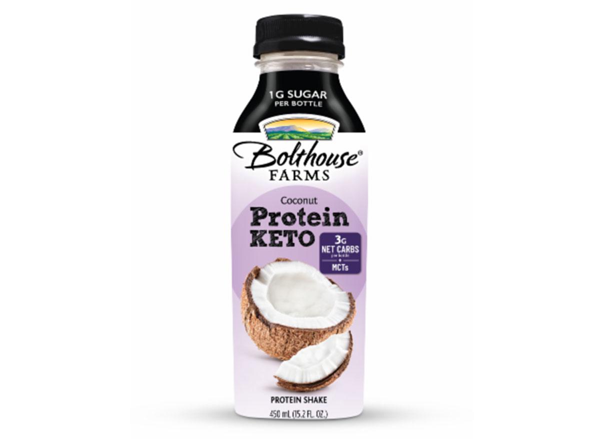 bolthouse farms protein keto coconut
