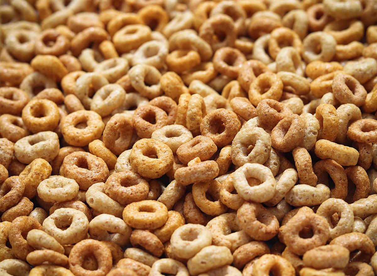 cheerios nostalgia food