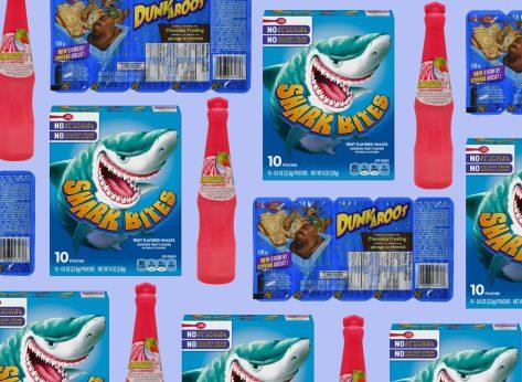 childhood foods