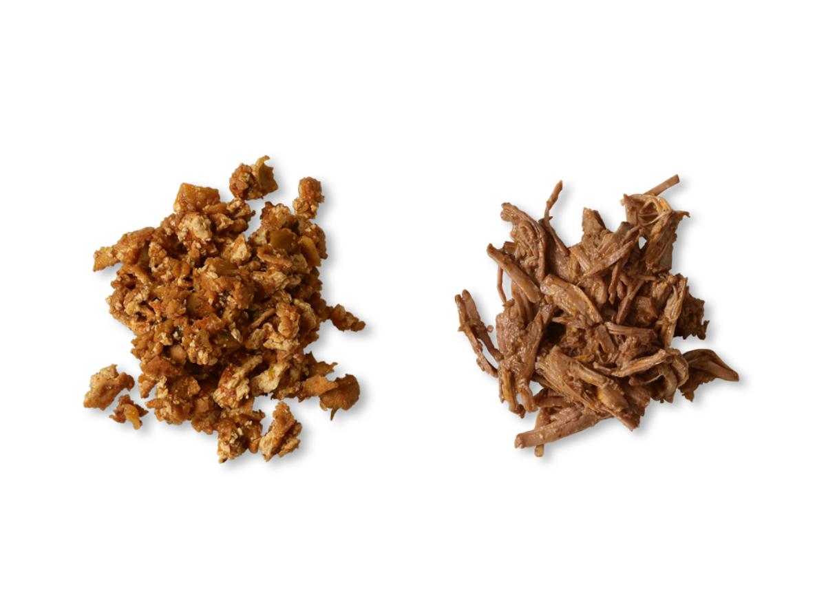 chipotle sofritas and barbacoa