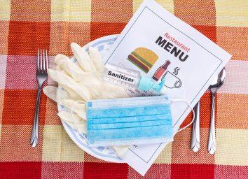 coronavirus dining