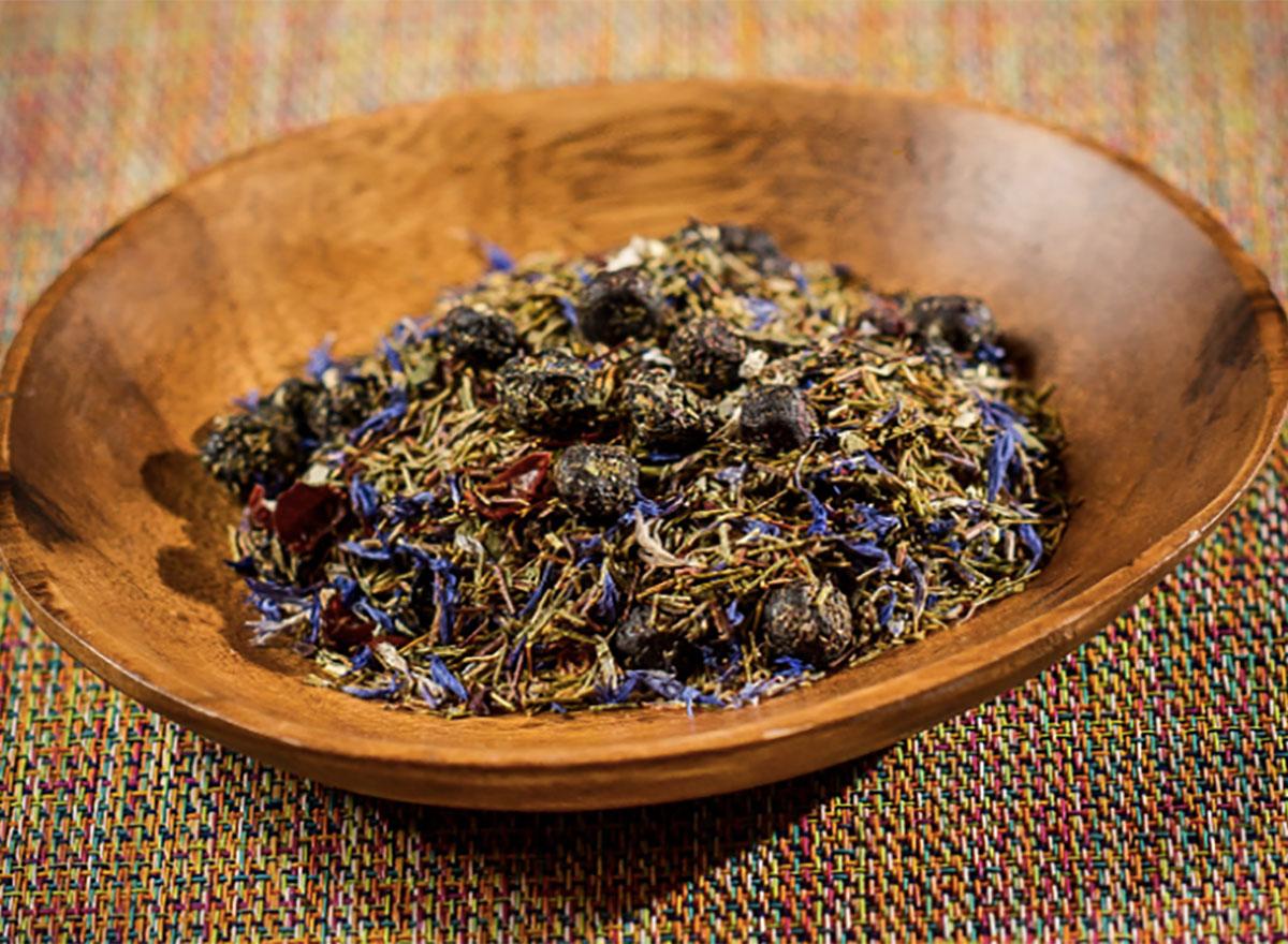 rooibos loose leaf tea from cuples tea house
